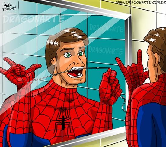 Otros - Las ventajas de ser Spider-man