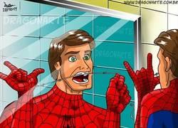 Enlace a Las ventajas de ser Spider-man