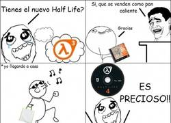 Enlace a ¿Y si nunca llega a salir Half-Life 3 porque...?
