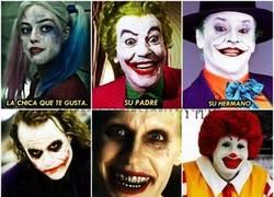 Enlace a Mi vida amorosa en forma de Jokers