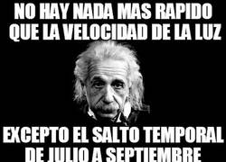 Enlace a Wake me up when september ends!