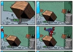 Enlace a La mejor manera de atrapar a Spider-man