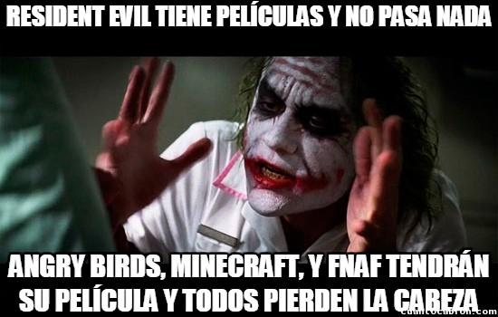 Joker - El doble rasero con los videojuegos en las pelis