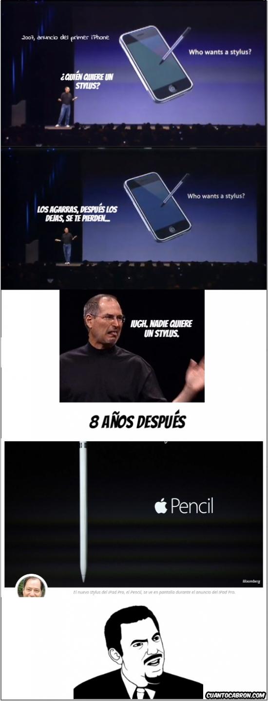 Are_you_serious - Murió Steve Jobs y en Apple hacen todo lo que él no quería hacer