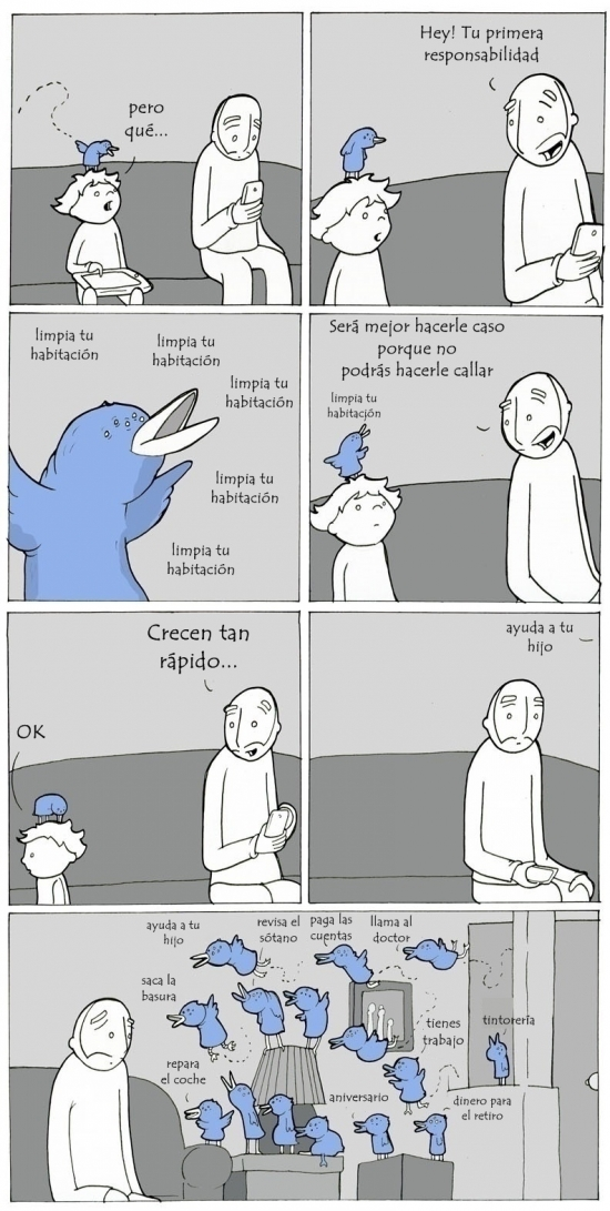 adulto,cierto,infancia,no se callan,por qué,realidad,responsabilidades