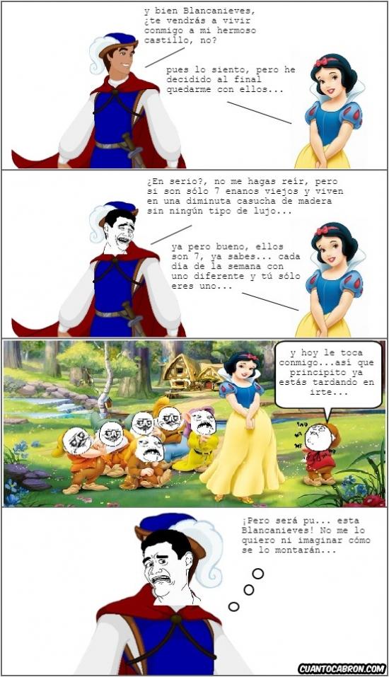 Yao - Un final más realista para el cuento de Blancanieves