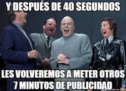 Enlace a En las reuniones de Antena 3...
