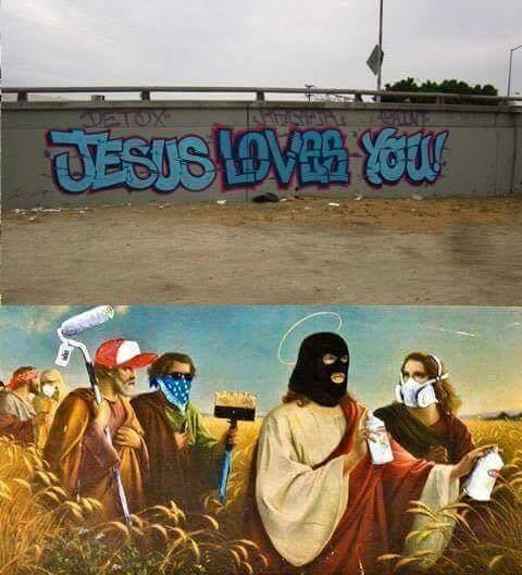 Meme_otros - Jesús ha encontrado nuevas maneras de promover el evangelio