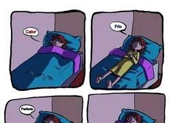 Enlace a A todos nos ha pasado a la hora de intentar dormir