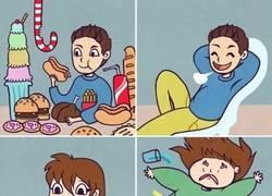 Enlace a La eterna exageración del peso según el género