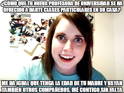 Novia_obsesiva - Cuando los celos se inmiscuyen en tu rendimiento académico