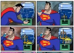 Enlace a Con Aquaman es difícil estar tranquilo en cualquier sitio