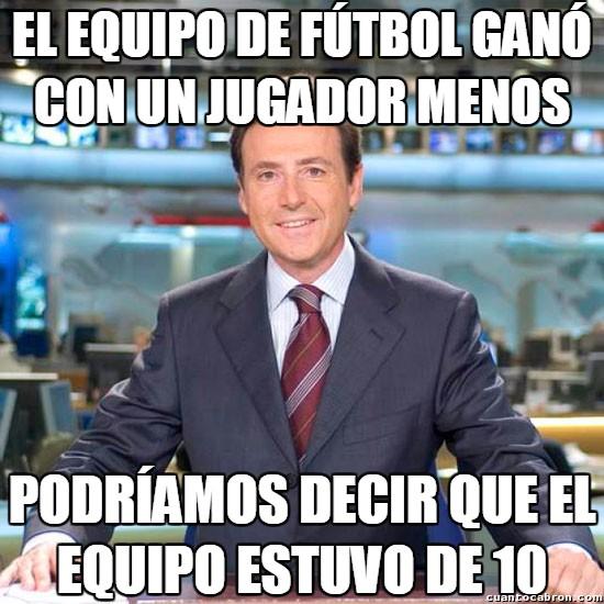Meme_matias - ¡Matías a Deportes Cuatro!