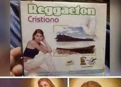 Enlace a Ni los cristianos se salvan del reggaeton