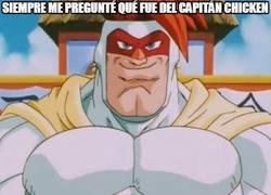 Enlace a ¿Alguien se acuerda del Capitán Chicken de Dragon Ball Z?