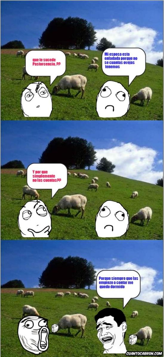 Yao - La dificultad de gestión para los pastores de ovejas