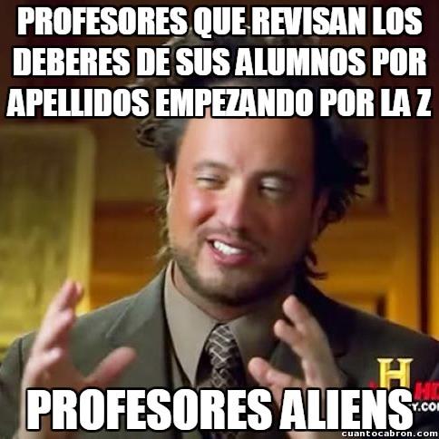 Ancient_aliens - La injusticia alfabética de los apellidos