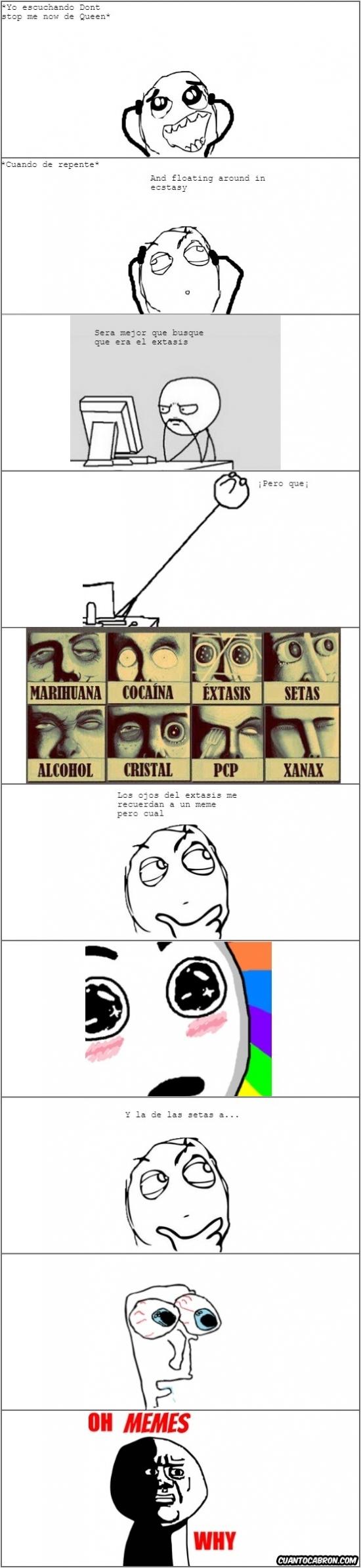 Oh_god_why - Ahora entiendo cómo han acabado con esas expresiones algunos memes