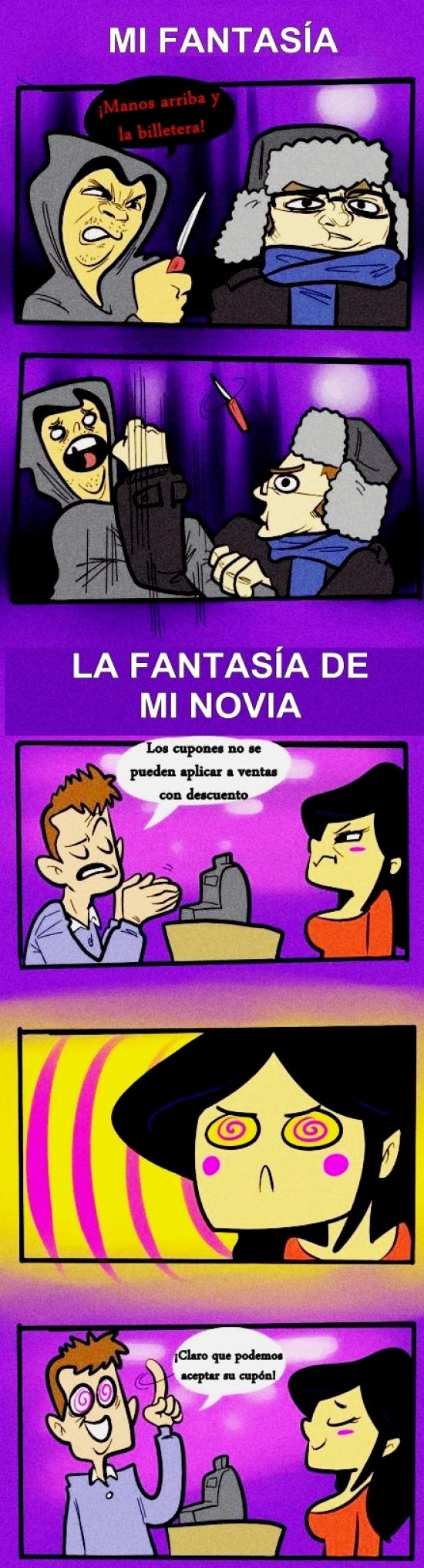 Otros - Diferencias entre fantasías