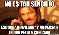 Enlace a ¡Wilson, Wilsooooooooooooooon!