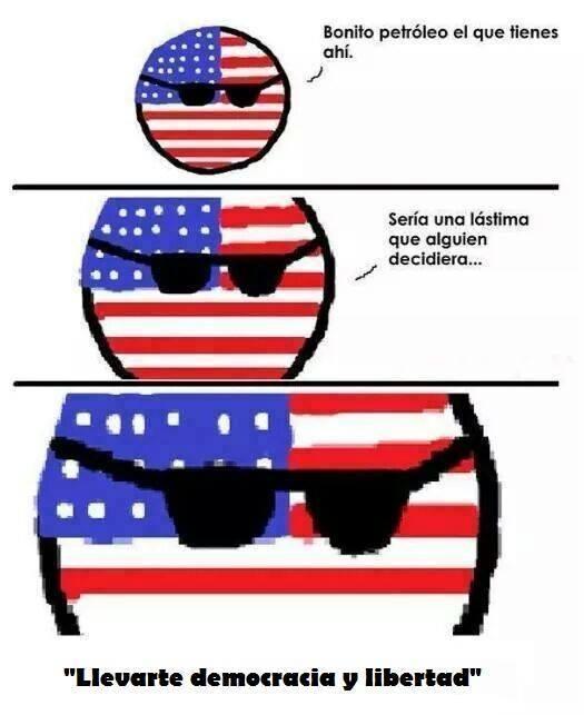 Otros - Estados Unidos sabe lo que le gusta de los demás países