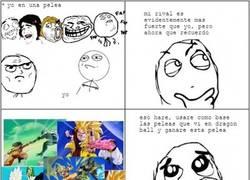 Enlace a Y así perdí mi dignidad por creer en Dragon Ball