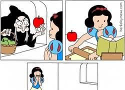 Enlace a Así pudo acabar la historia de Blancanieves