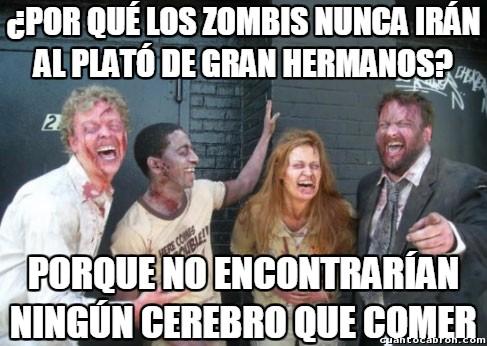 Zombie - El lugar más seguro en caso de apocalipsis zombie