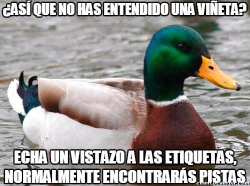 Pato_consejero - Cómo entender un meme
