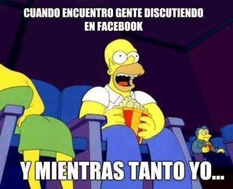 Meme_mix - Peleas de Facebook, mi entretenimiento favorito