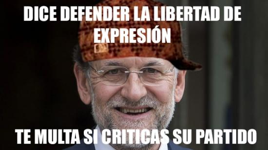 Meme_otros - El Rajoy está burlao