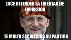 Enlace a El Rajoy está burlao