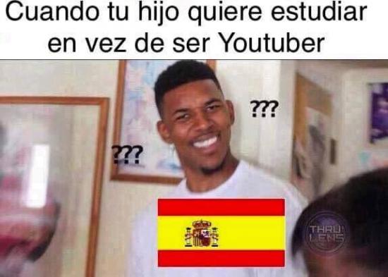 Meme_otros - ¡Así va España señores!