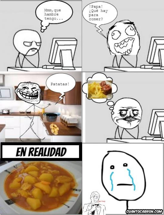 Pokerface - Patatas...