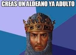 Enlace a En Age of Empires tú eres el dios