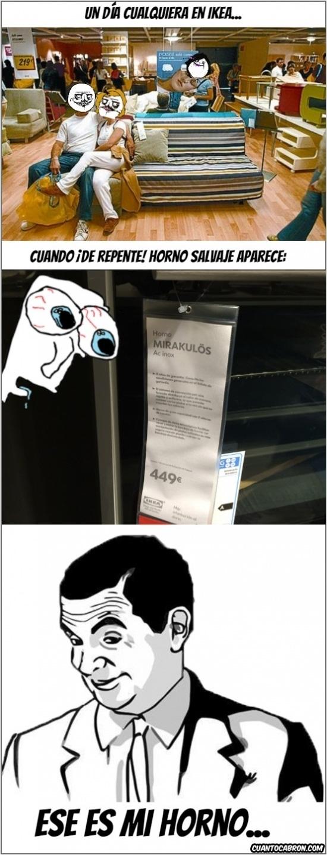 Otros - El horno de Ikea con el nombre más curioso