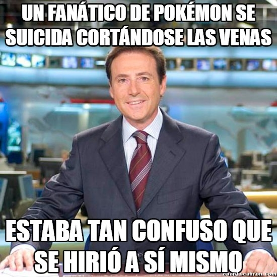Meme_matias - La verdad de Pokémon