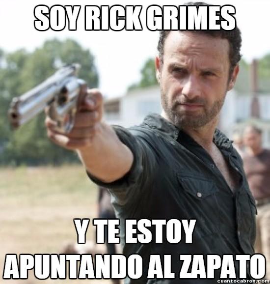 Meme_otros - Rick y su puntería