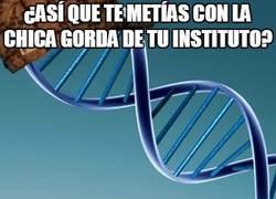 Enlace a Tu karma se puede aliar con tu ADN y pagarlas caras en un futuro