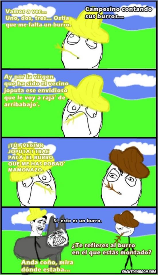 Kidding_me - Problemas de campesinos