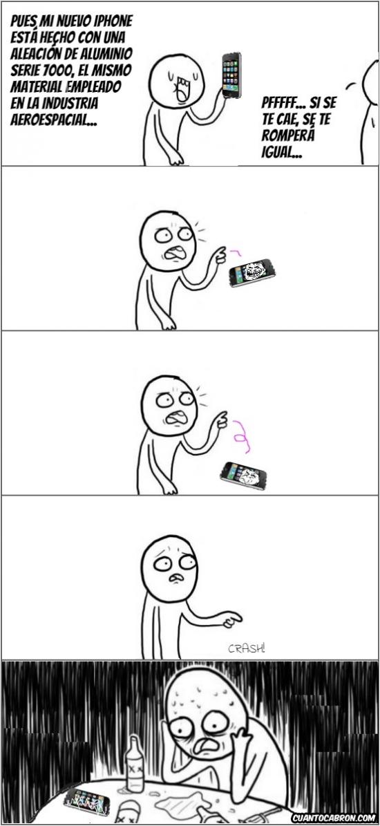 Otros - El iPhone más aeroespacial