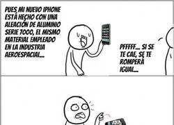 Enlace a El iPhone más aeroespacial