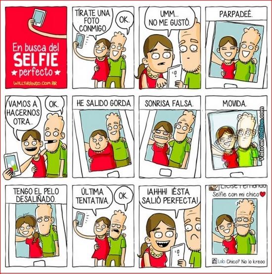 Otros - El selfie Perfecto