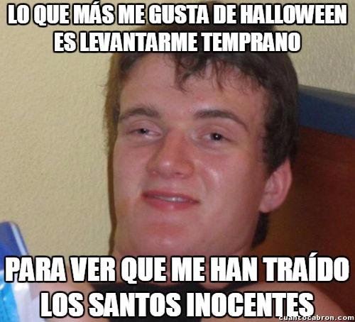 Colega_fumado - Parece ser que tiene un pequeño lío con los días festivos y festividades...