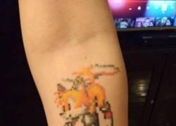 Enlace a El tatuaje que todo fan de Sega querrá tener