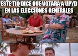 Enlace a El electorado de UPyD