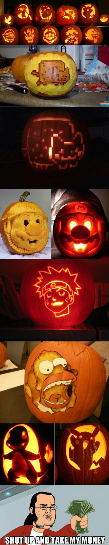 Friki - Decoración de Halloween digna de un friki