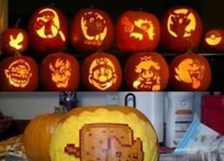 Enlace a Decoración de Halloween digna de un friki
