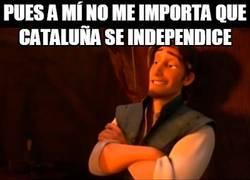 Enlace a ¿No se está haciendo demasiado ruido con eso de la independencia catalana?