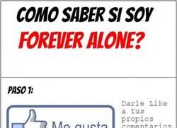 Enlace a Los Forevers Alones, se distinguen fácilmente